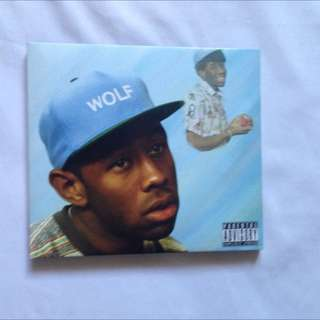 Tyler The Creator Wolf Album