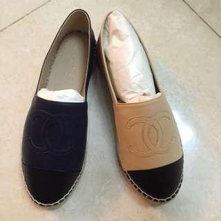 2017 Chanel Espadrilles Shoes 37 專門店賣斷貨