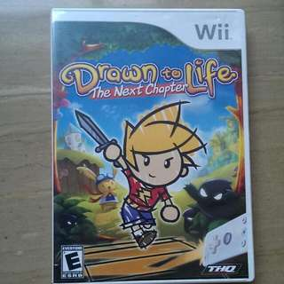 Drawn To Life: The Next Chapter (Nintendo Wii)