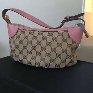 Authentic Gucci Pattern Bag
