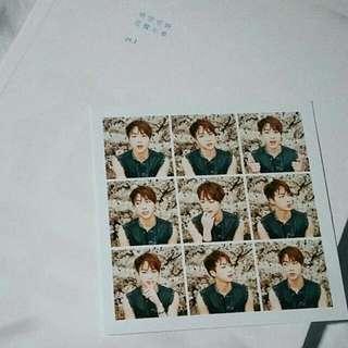 BTS Jin pc. hyyh pt1