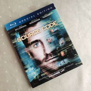 Source Code bluray (special edition)