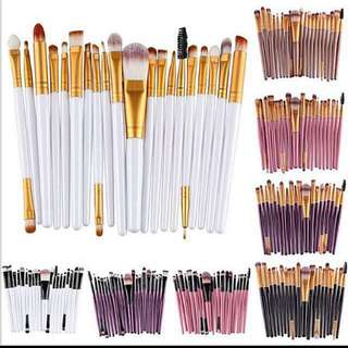 PO 20 Makeup Brush Set