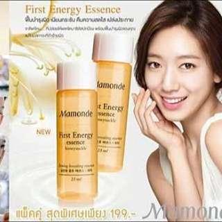 Mamonde first energy essence (25ml)