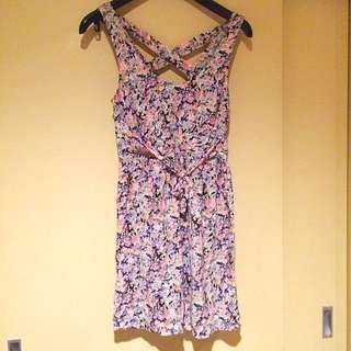 Size 8 Dotti Dress. Pick Up Only