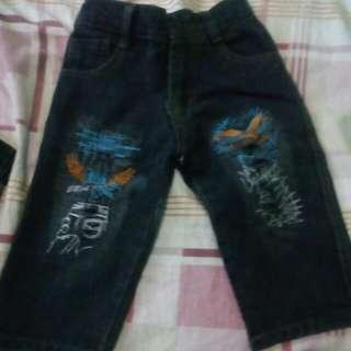 Baby Pants Maong