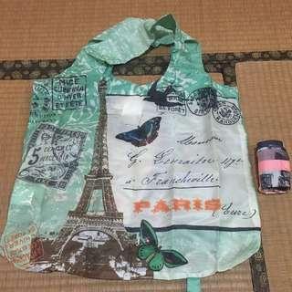 春捲包多功能旅行袋(巴黎款)