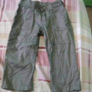 Pants Gray