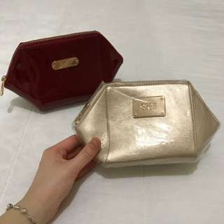 Brand New SK-II Pouch (S) Gold Or Red