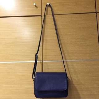 藍色小方包