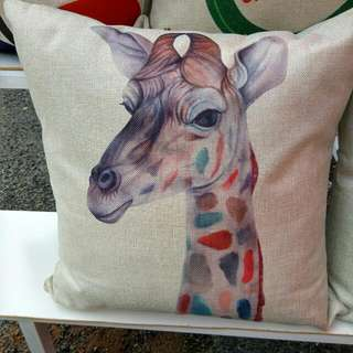 cushion with case