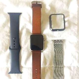 42mm iWatch Stainless Steel Case