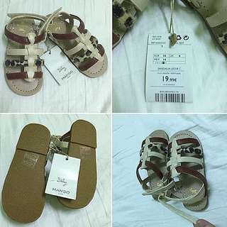 MANGO Baby Shoes