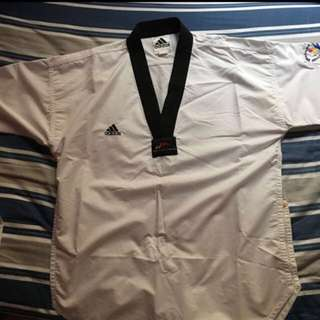 Taekwondo Adidas Fighter Uniform