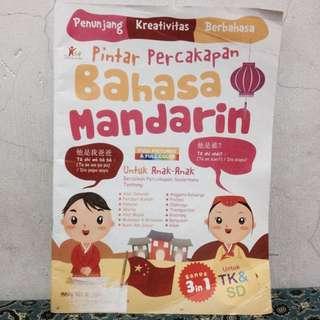 Buku Bahasa Mandarin