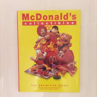 [Vintage] McDonald's Collectibles 麥當勞開心樂園餐玩具大全
