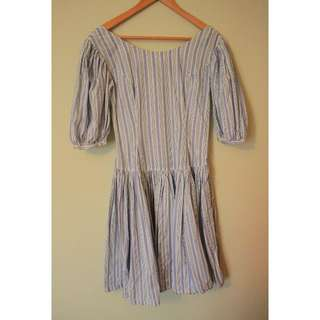 | JP VINTAGE | Prince Stripe Dress