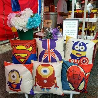 #cushion #cushion case #super hero #20.00