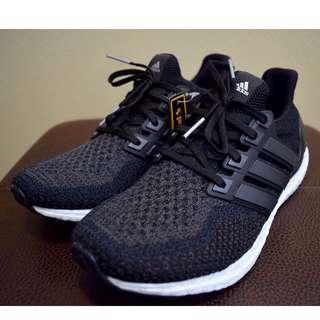 "Adidas Ultra Boost ""Core Black 2.0"""