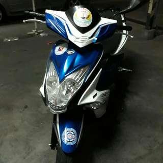 Kymco Super 8 2015 Model 150cc