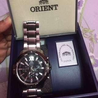 Jam tangan orient