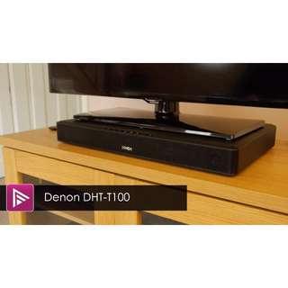 Denon DHT-T100 Soundbar TV Speaker base