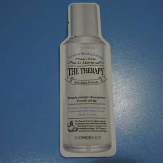 The Face Shop- The Theraphy Anti Aging Formula