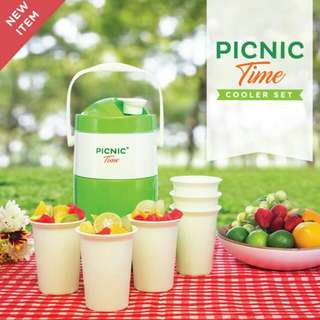 Picnic Time Cooler Set