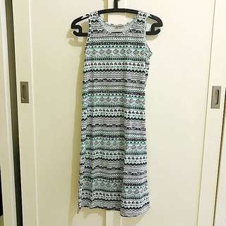 Nevada Dress Tribal Pattern