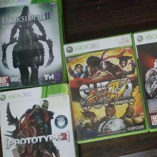 Xbox360遊戲片
