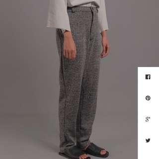 Anaabu The Wool Pants