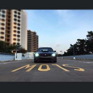Subaru Impreza WRX 2.0 Auto