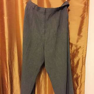 High Waisted Vintage Pants