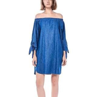 TEM Rieca Off Shoulder Dress