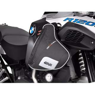 Givi Xstream Side Bags, specific for BMW R 1200 GS Adventure 14-