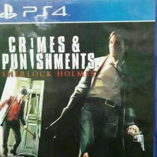 Crime And Punishment Sherlock Holmes