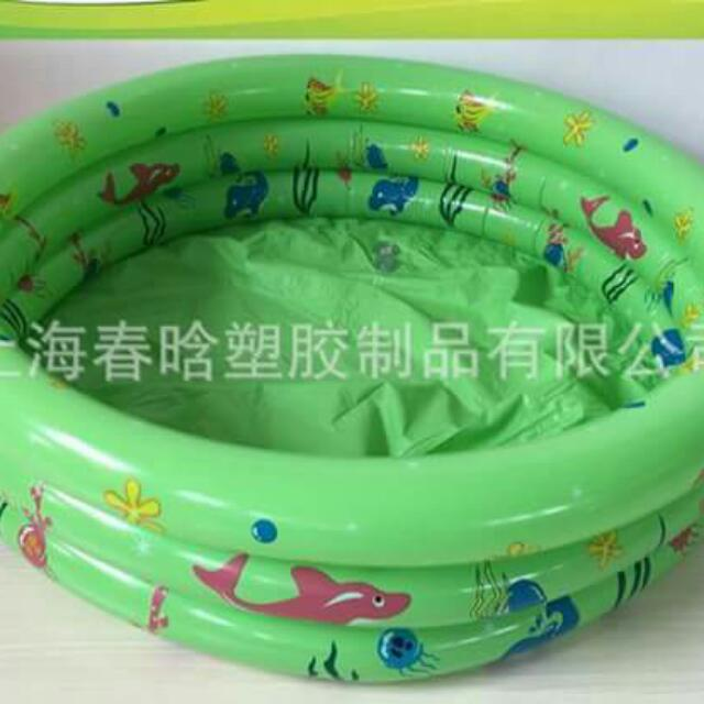 3 rings kiddie pool