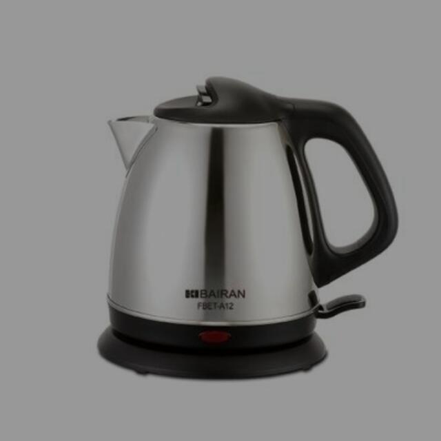 白朗 高級不銹鋼快煮壺(FBET-A12)
