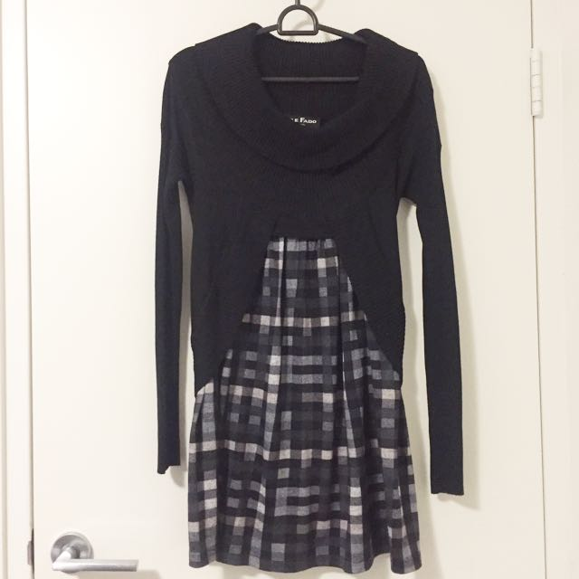 Adele Fado Knit dress