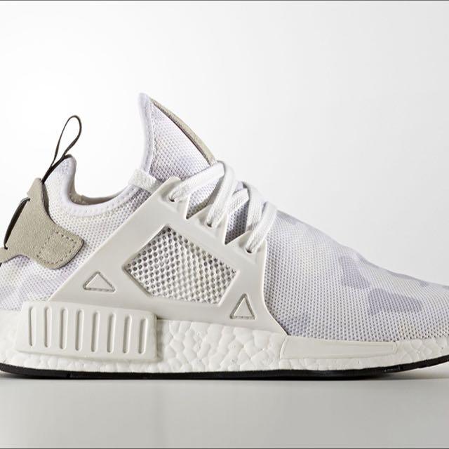 Adidas NMD XR1 Camo White, Women's