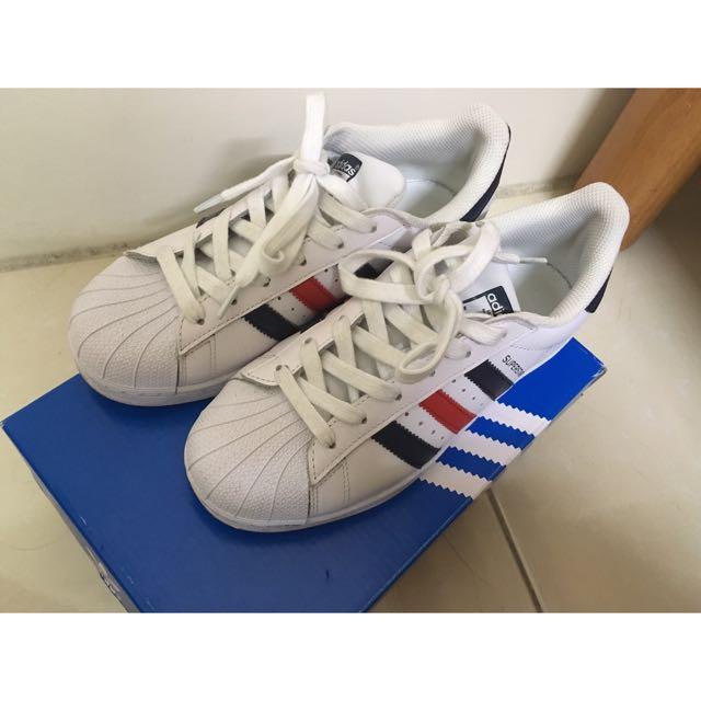降! Adidas Superstar Foundation 23.5 #運費我來出