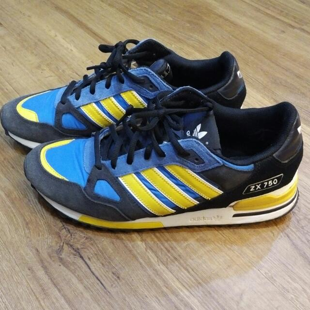 69d369bd96e3 Adidas ZX 750 (Used)