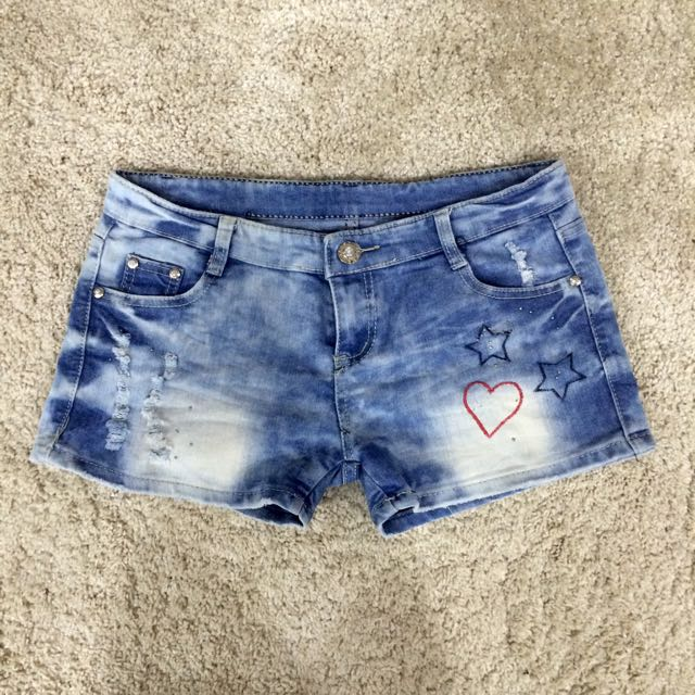 Aghe Short Jeans