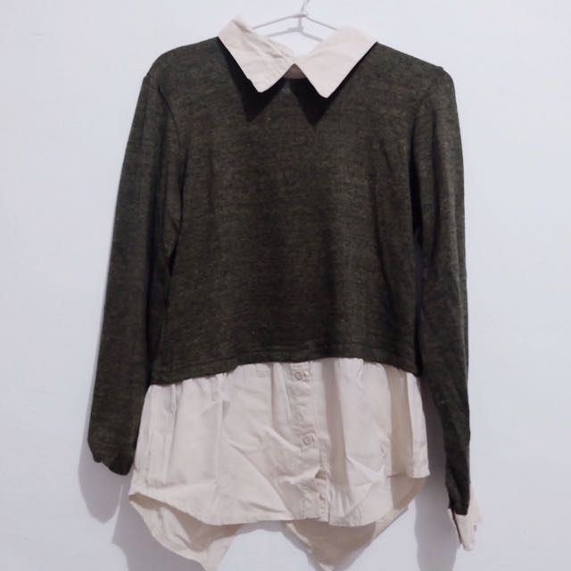 Army Blouse Preloved