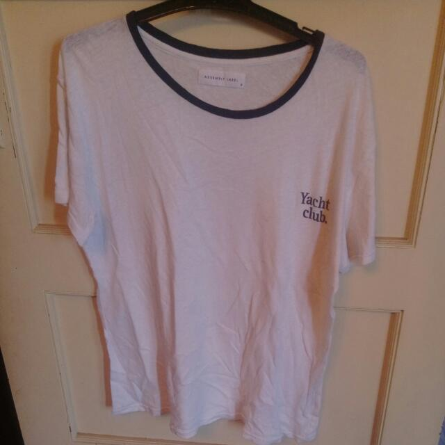 Assembly Label T Shirt