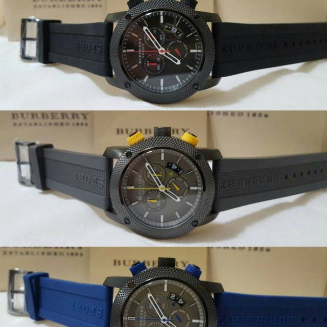 AUTHENTIC BURBERRY SPORT WATCH