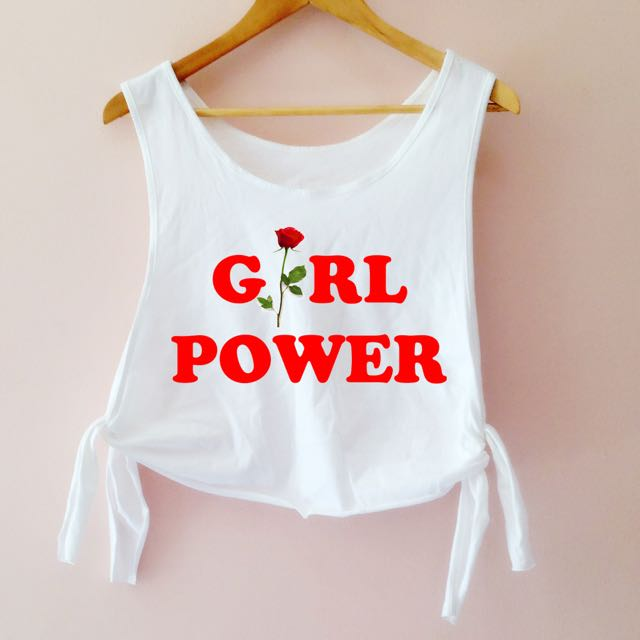 Bikini cover Girl Power