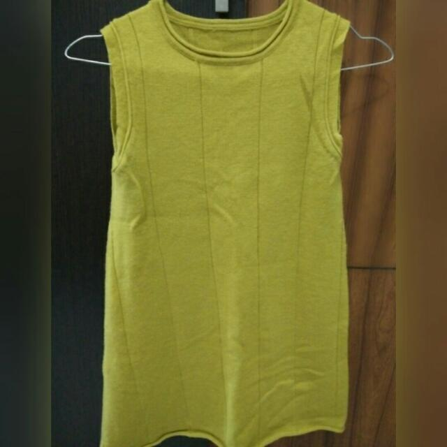 Bluse Lucu Warna Kuning