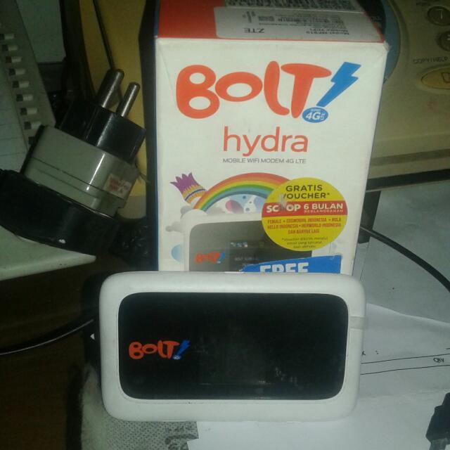 modem bolt hydra 4G