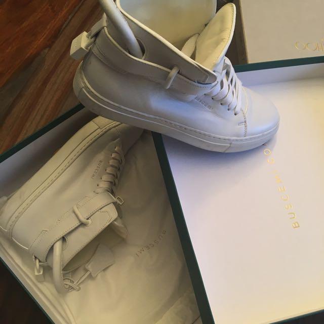 Buscemi Classic Sneakers 38